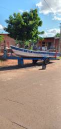 Vendo carretinha de barco