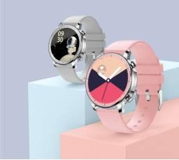V23 Relógio Smart De Pulso Esportivo Com Tela De 1,3 Pol