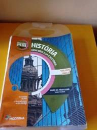 Livro história ensino médio moderna