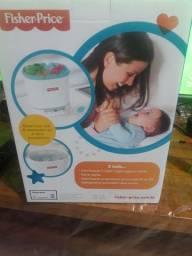 Esterilizador elétrico para Bebês