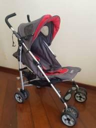 Carrinho de Bebê Passeio Burigotto X -treme Aluminium