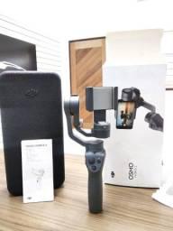 Gimbal-estabilizador de imagens para celular DJI osmo mobile 2