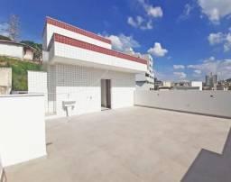 Cobertura à venda com 2 dormitórios em Caiçara, Belo horizonte cod:5894