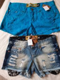 Shorts fem