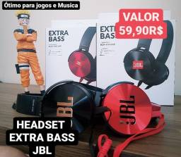 JBL Fone Extra Bass