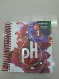 Material de ensino PH - 2° ano do médio