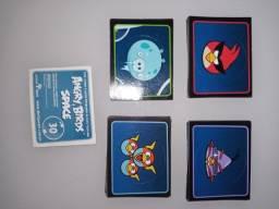 Figurinhas Angry Birds space