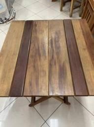 Mesas madeira ipê _ Campo Grande Ms