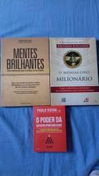 Livros diversos (Aceito Cartões e PIX)