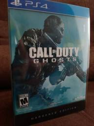 Jogo Call Of Duty Ghosts Sttelbook Ps4