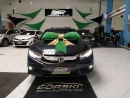 Honda Civic Touring 1.5 Turbo Automático CVT 2019