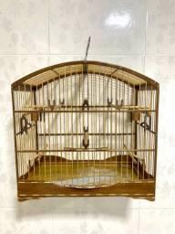 Gaiola Luxo de Coleiro