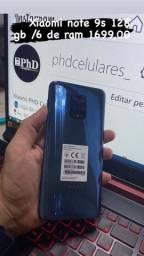 Xiaomi Redmi Note 9S 128gb - Pronta entrega