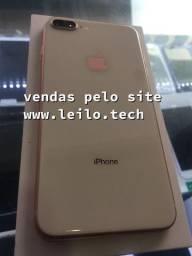 Iphone 8 Plus 256gb Novo, Caixa Lacrada