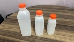 Garrafa descartavel 1 litro