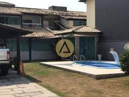 Linda casa com piscina para venda no bairro Parque Zabulão em Rio das Ostras/RJ