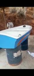 Barco de fibra  2 pessoas 2,60x1,10