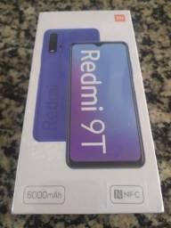 Xiaomi Redmi 9t 128gb 4g Ram 1.450 Reais (100% Novo Zero Lacrado Na Caixa)