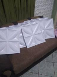Formas de parede 3d