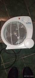 Mini aquecedor britânia