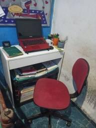 Mesa + Cadeira para estudo/home office