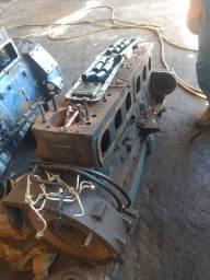 2 Motor 355/6 pra retirar peças