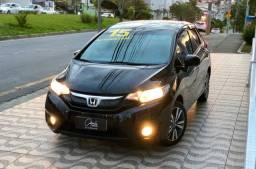 Honda Fit EXL 1.5 Flex Automático 2015 IPVA PAGO | IMPECÁVEL!!!