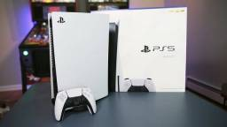 Playstation 5 lacrado *-*