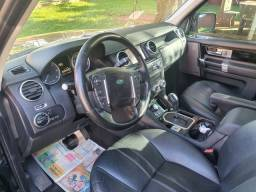 Land rover discovery 4 v6 diesel automática  7 lugares