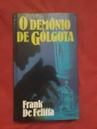 Livro O demônio de Gólgota
