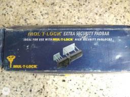 Fechadura para cadeado multlock