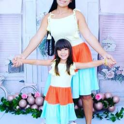 Roupa mãe e filha