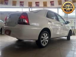 Título do anúncio: Toyota Etios 2019 1.5 x plus sedan 16v flex 4p automático