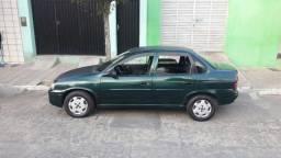 Corsa sedan,<br>Modelo gls mpfi 1.6,<br>Ano 2000