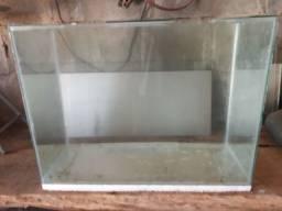 Aquário 55x40x30 - 70 litros