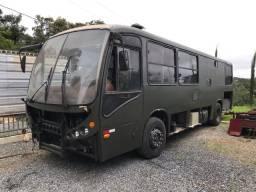 Motorhome Militarizado montagem 2021