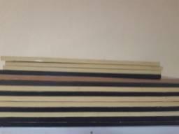 Prateleira de madeira kit