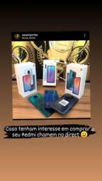 VENDO SMARTPHONE REDMI