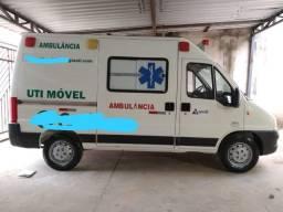 Peugeot boxer ambulância
