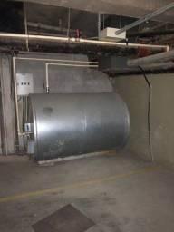 Caldeira eletrica industrial