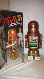 Robo Ar-Tur da estrela anos 80