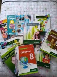 Venda de livros escolares