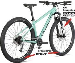 Kit de Adesivos para Bike Specialized.   Pvh - Ro