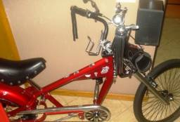Porta ferramentas com ou sem franjas para motos ou bicks