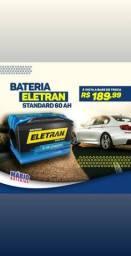 BATERIA 60AH  $189,99 avista a base de troca