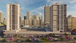 Prestige Mercosul Studios no Centro de Foz - com 29 m² - em construção!