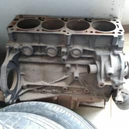 Motor parcial S10 2.4 flex  2010