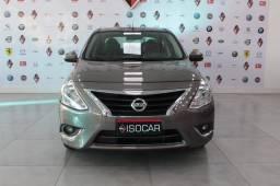 Título do anúncio: Nissan VERSA 16 SL