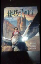 Livro harry potter pop up