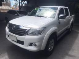 Hilux Srv aut. 4x4 2013 flex R$82.900,00 aceito troca